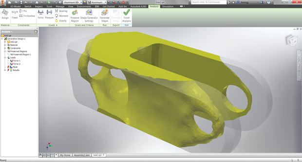 Autodesk-Inventor-shape-generator